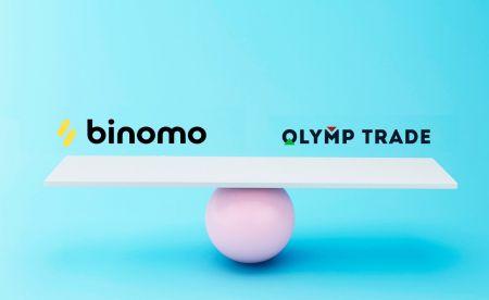 So sánh Binomo và Olymp Trade