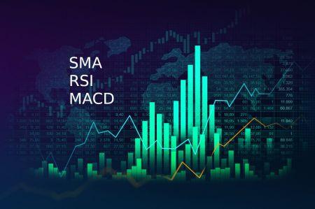 Cách kết nối SMA, RSI và MACD để có chiến lược giao dịch thành công trong Binomo
