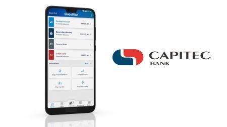 Gửi tiền vào Binomo qua Chuyển khoản Ngân hàng Nam Phi (Capitec, FNB)