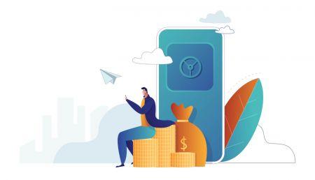 Cách đăng nhập và rút tiền từ Binomo