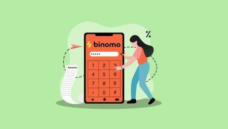 Cách rút tiền từ Binomo