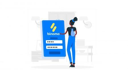 Cách đăng nhập Binomo