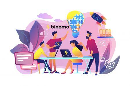 Cách tham gia Chương trình liên kết và trở thành Đối tác trong Binomo