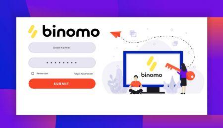Cách mở tài khoản và rút tiền tại Binomo