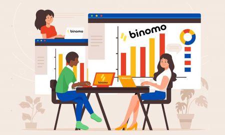 Cách giao dịch tại Binomo cho người mới bắt đầu