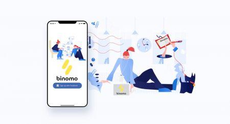 Cách mở tài khoản giao dịch và đăng ký tại Binomo