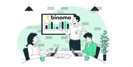 Cách bắt đầu giao dịch Binomo vào năm 2021: Hướng dẫn từng bước cho người mới bắt đầu