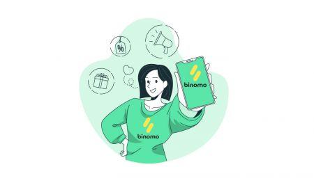 Cách mở tài khoản và nạp tiền tại Binomo