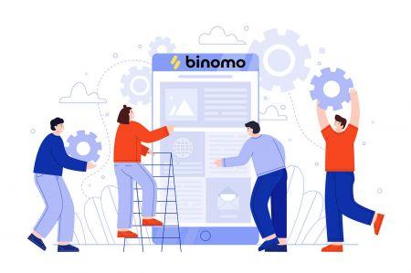 Cách tạo tài khoản và đăng ký với Binomo