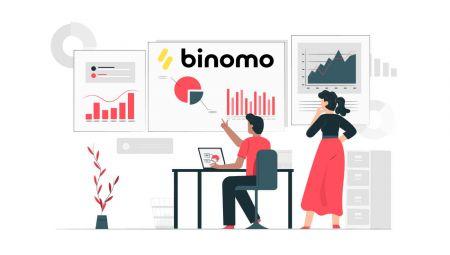 Cách Đăng ký và Bắt đầu Giao dịch với Tài khoản Demo trong Binomo