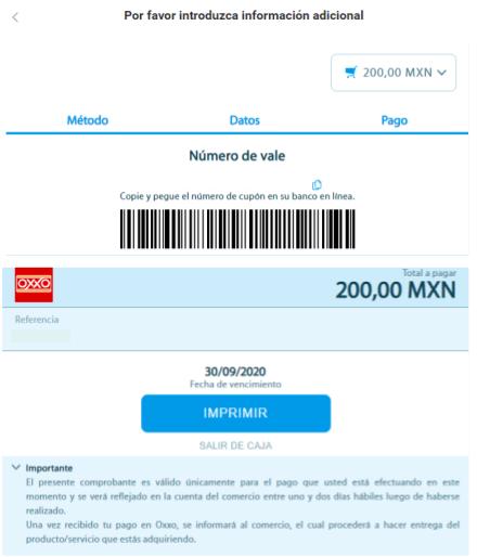 Gửi tiền vào Binomo qua Ví điện tử Mexico (OXXO, SPEI)