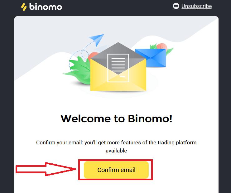 Cách đăng ký và giao dịch tại Binomo